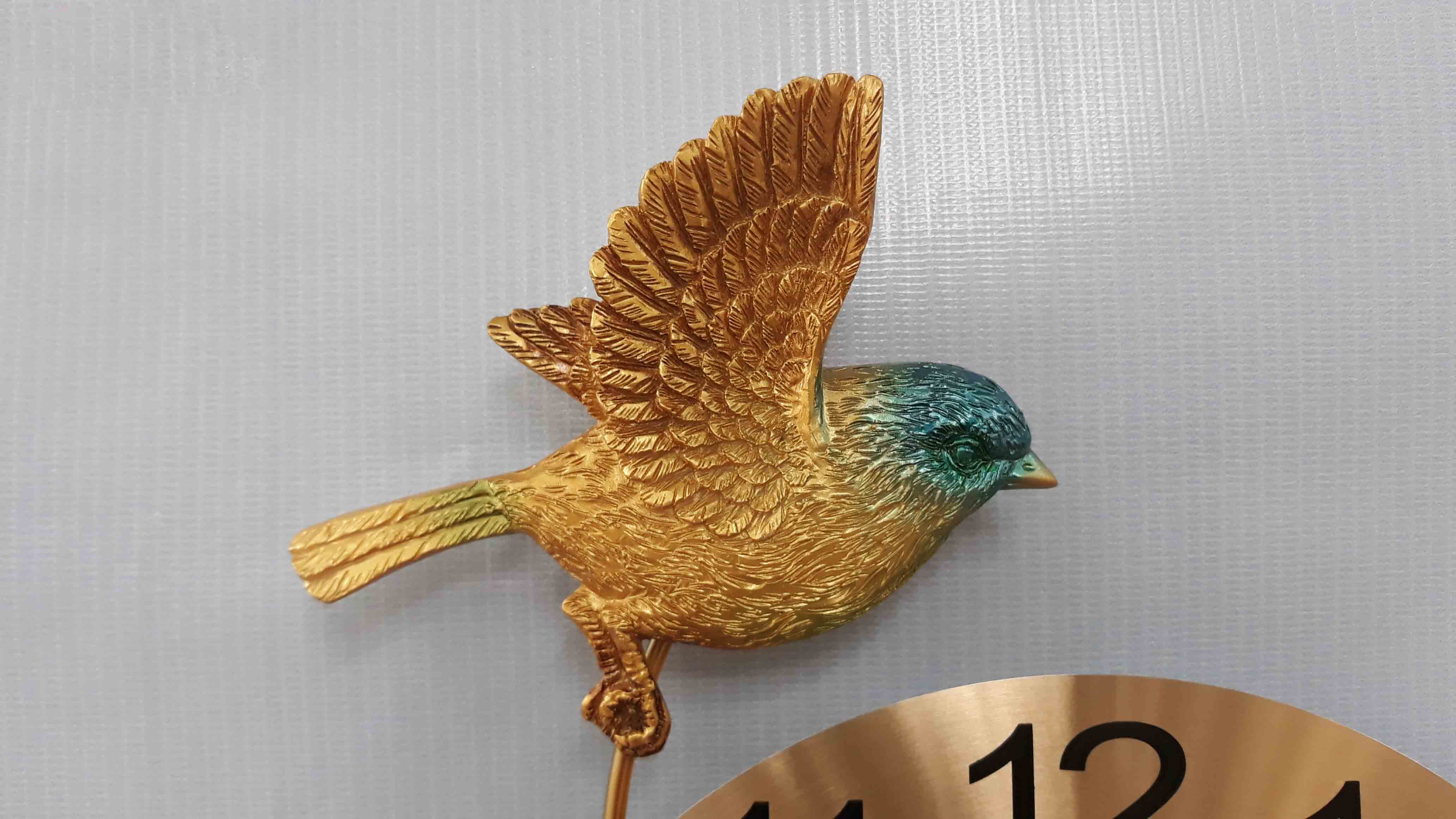 Đồng hồ treo tường chim sẻ