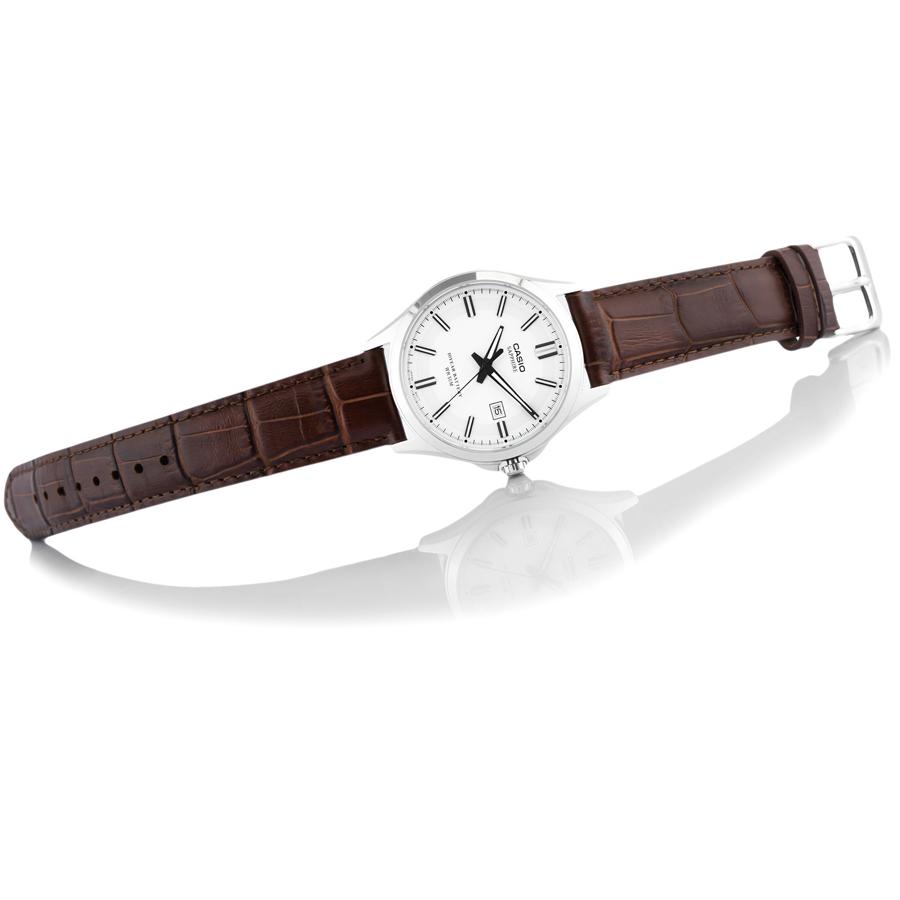 Đồng hồ nam dây da Casio Standard chính hãng MTS-100L-7AVDF