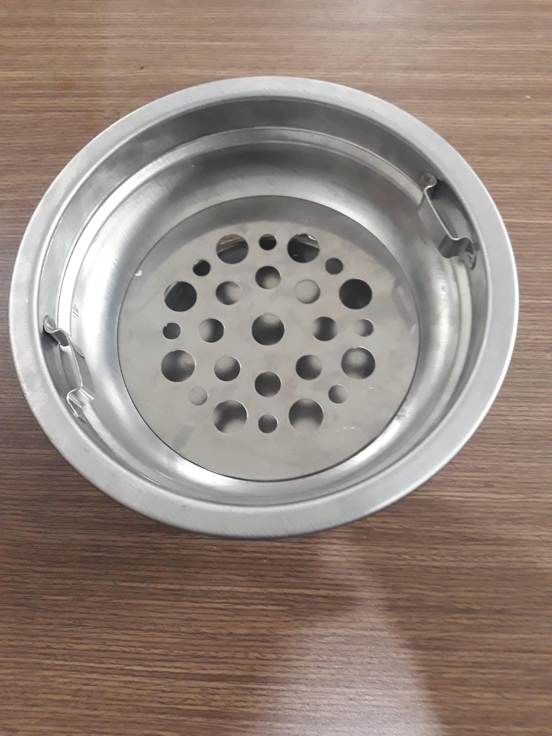 Bầu bếp nướng than hoa âm bàn DK