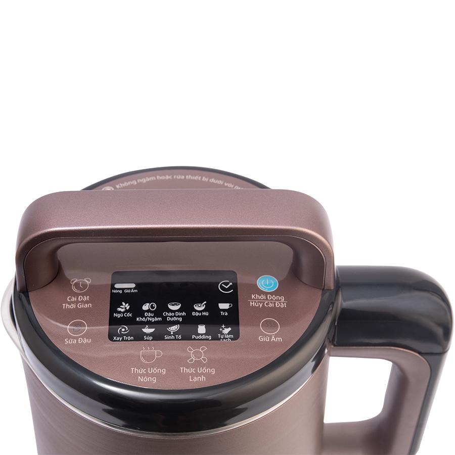 Máy Làm Sữa Đậu Nành Bluestone SMB-7393 (1.3 Lít) - Hàng Chính Hãng