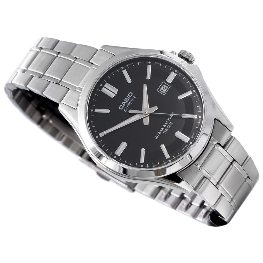 Đồng hồ nam dây kim loại Casio Standard chính hãng MTS-100D-1AVDF