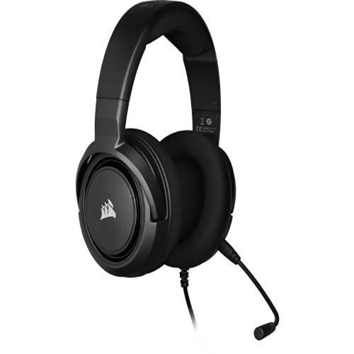 Tai nghe Corsair HS35 Stereo Carbon - Hàng chính hãng