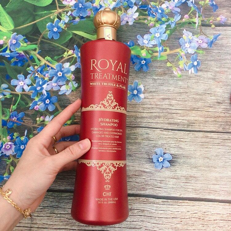 Dầu gội CHI Royal Treatment Hydrating Shampoo Mỹ 946ml siêu mềm mượt tóc