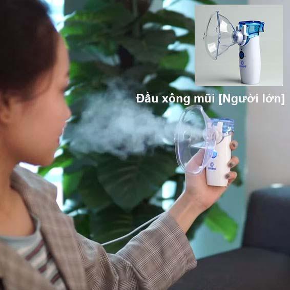 Máy Xông Mũi Họng Cầm Tay Chido YS13 - Hàng chính hãng