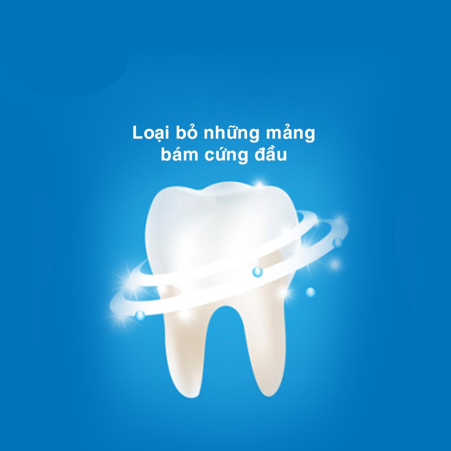 Combo Chăm Sóc Răng Miệng Toàn Diện (Vỉ 3 Bàn Chải Đánh Răng Oral-B 3D White Trắng Sáng (Mua 2 Tặng 1) + Chỉ Nha Khoa Oral-B Essential Mint (Hộp 50m)