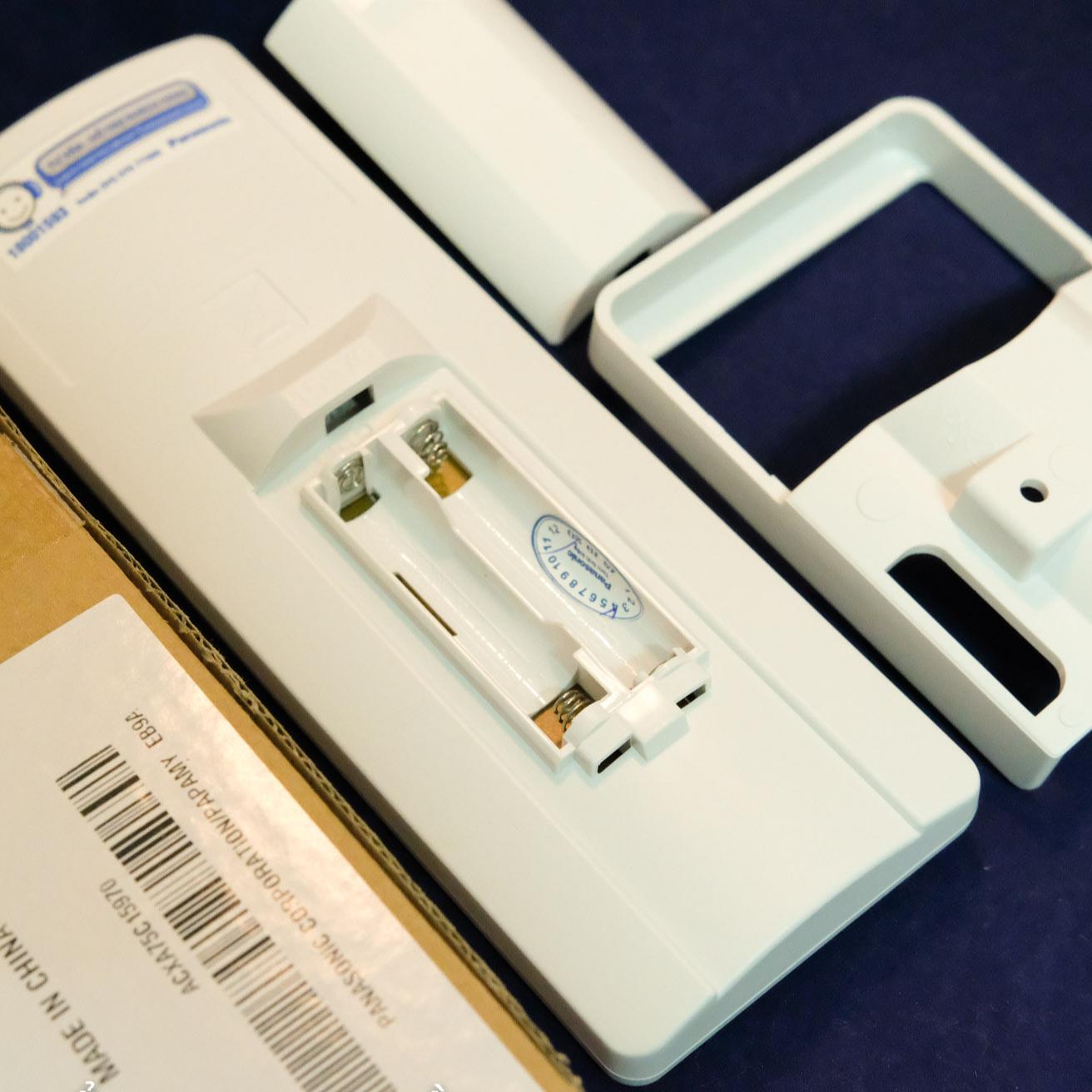 Điều khiển chính hãng Điều hoà Panasonic Model CS-U12VKH-8