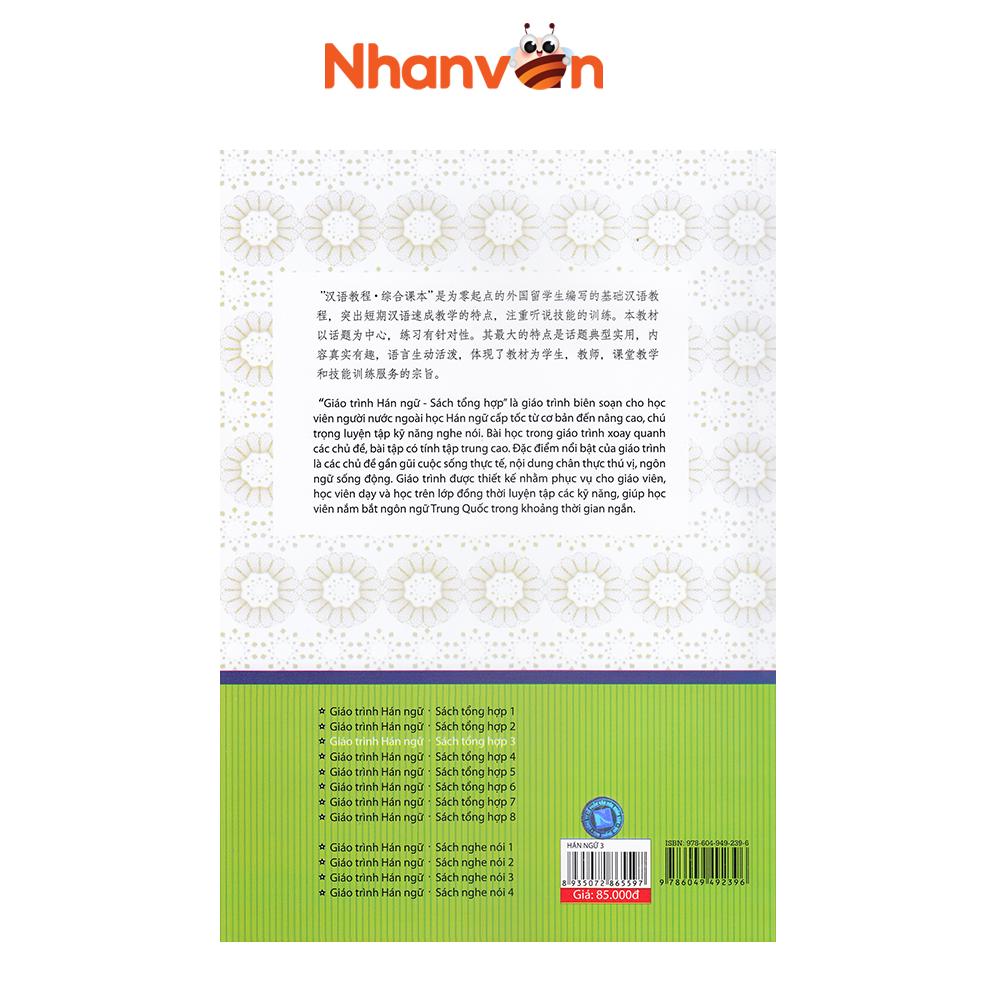 Giáo Trình Hán Ngữ - Tập 3