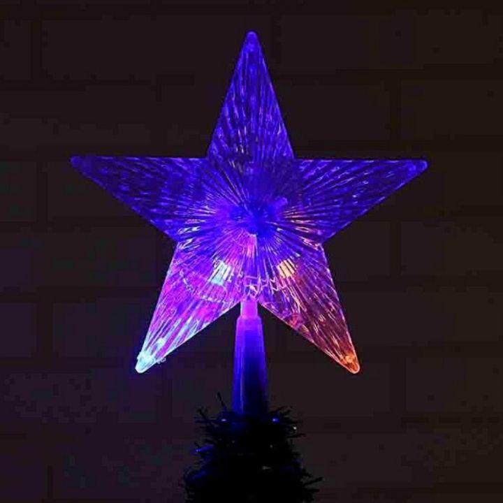 Đèn led ngôi sao 2 tấc đủ màu LM31LED - Đèn trang trí Thương hiệu OEM    SieuThiChoLon.com