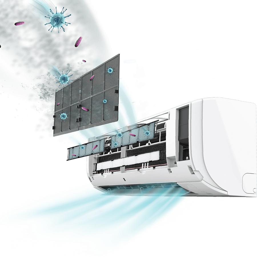 Hình ảnh Máy Lạnh Daikin Inverter 1 HP FTKA25UAVMV - Chỉ giao tại HCM