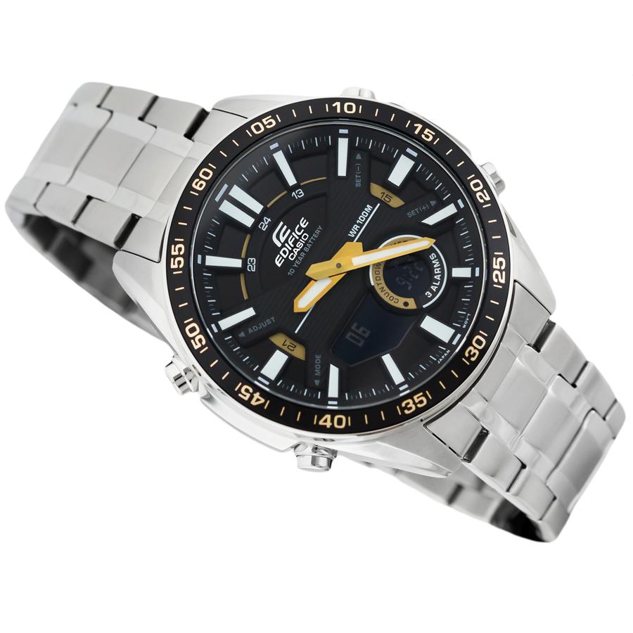 Đồng hồ nam dây kim loại Casio Edifice chính hãng EFV-C100D-1BVDF