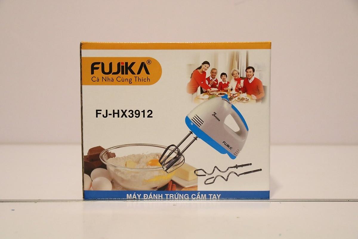 Máy Đánh Trứng Fujika Với 7 Tốc Độ Đánh Trứng Trộn Bột Làm Bánh-Hàng Nhập Khẩu