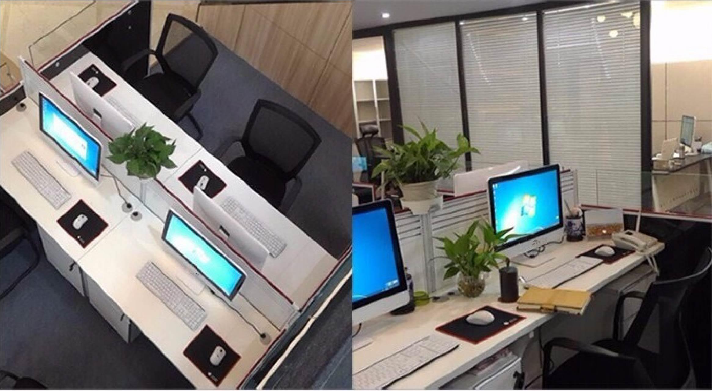 Máy tính All in ONE MCC8181 Home Office Computer CPU i3 810/Ram8G/SSD120G/22inch/KM - Hàng chính hãng