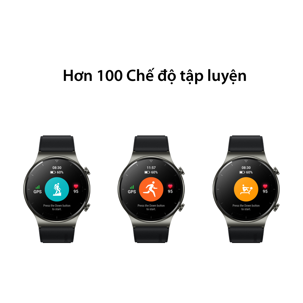 Đồng Hồ Thông Minh Huawei Watch GT2 Pro - Hàng Phân Phối Chính Hãng