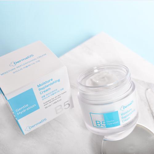 DermaDS Kem dưỡng ẩm Moisture Replenishing Cream 50ml | Tiki