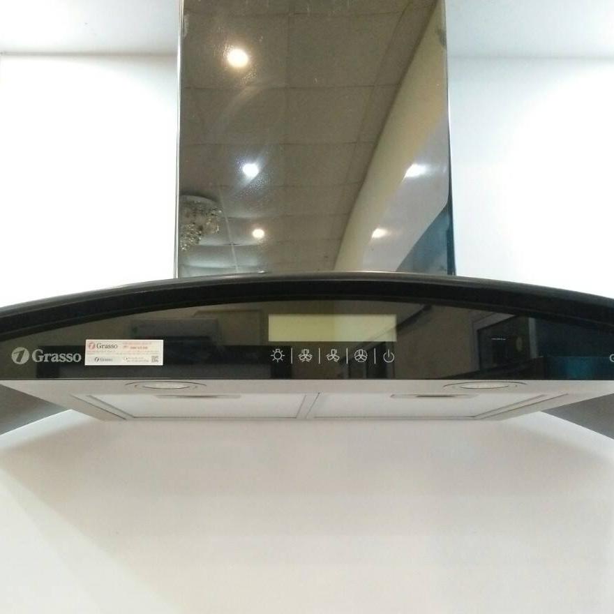 Máy hút mùi cảm ứng GS8 - 700 - Hàng Chính Hãng