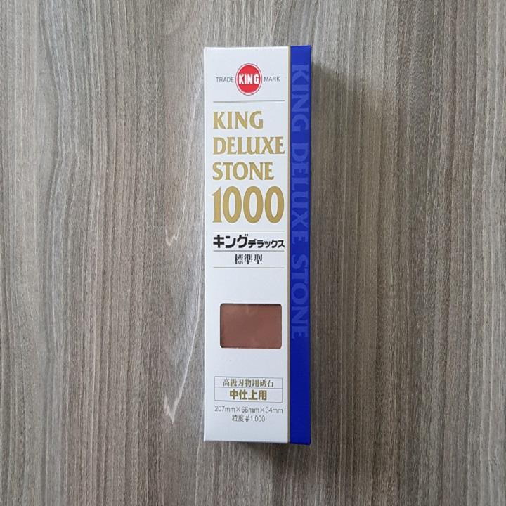 Đá mài dao King Deluxe No.1000