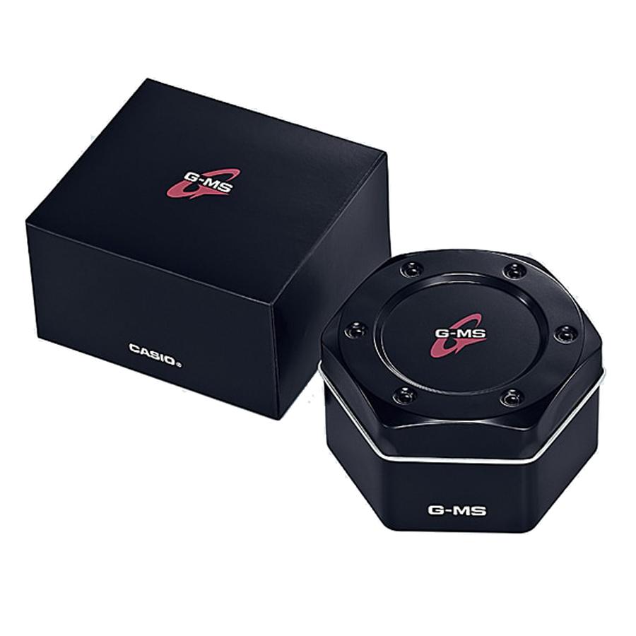 Đồng hồ nữ dây nhựa Casio Baby-G chính hãng MSG-S500G-1ADR