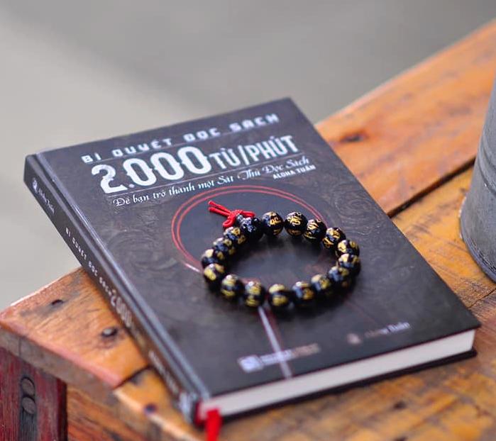 Bí Quyết Đọc Sách 2000 Từ/ Phút