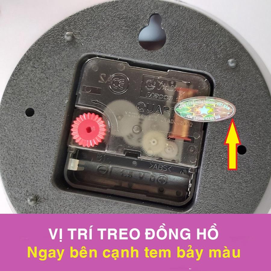 Đồng Hồ Treo Tường A33
