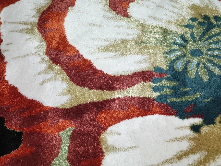 Thảm trải sofa phòng khách lông ngắn 160X230 CM mã TSLX4060RD