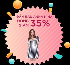 Đầm Bầu Anna Nina