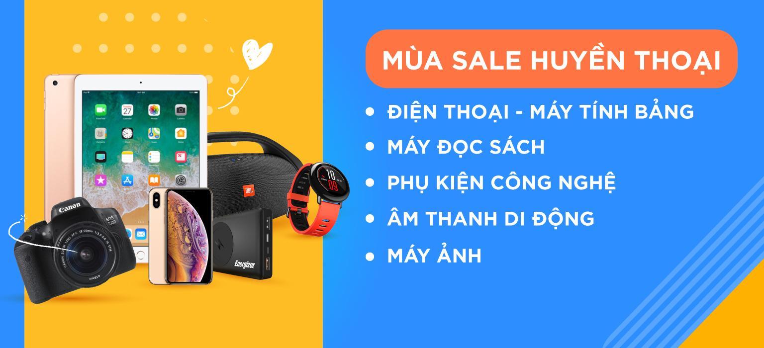 Sale Huyền Thoại - Deal Công Nghệ Giá Cực Sốc | [MUA NGAY]