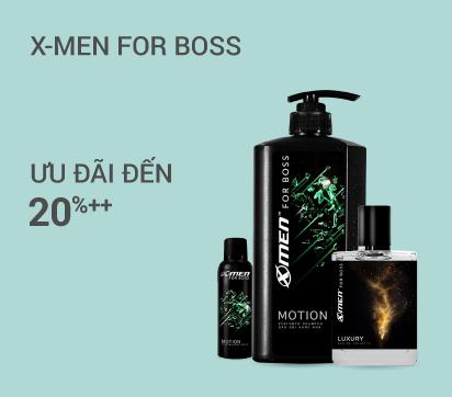 X-men for boss