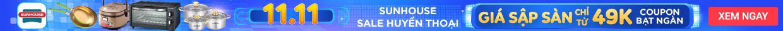 Sunhouse sale huyền thoại giá sập sàn