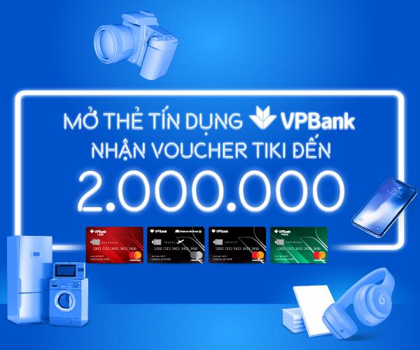mở thẻ vpbank