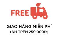 Miễn phí vận chuyển