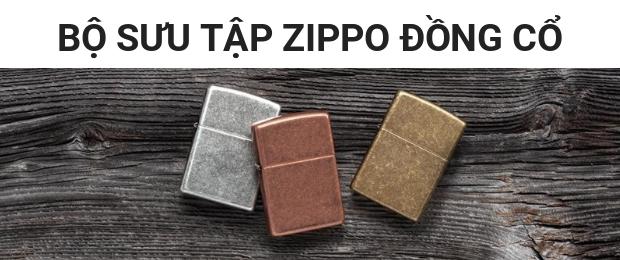 super cute 19ad1 b78ac Sản phẩm chính hãng của Zippo  Mua giá rẻ hơn tại Tiki.vn
