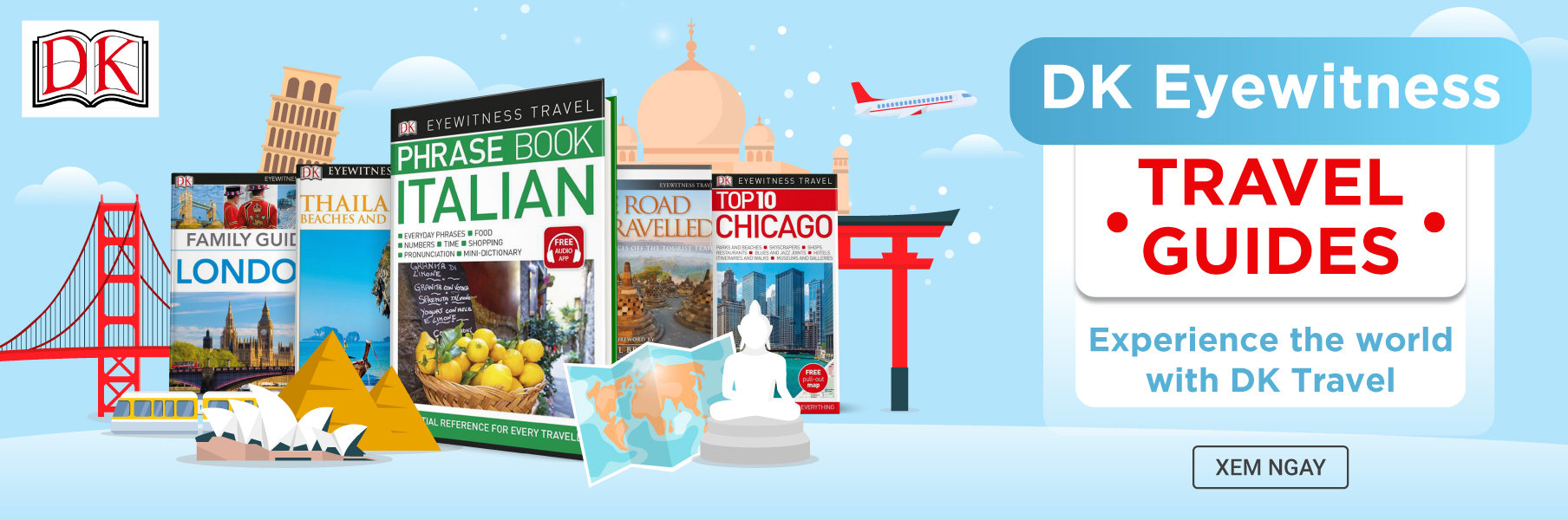 DK Publishing - Travel Books