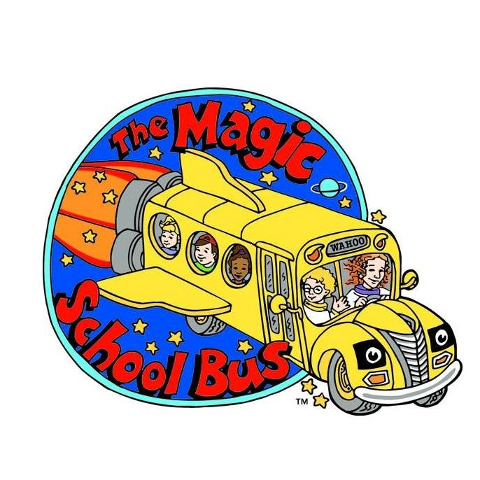 THE MAGIC SCHOOL BUS >>