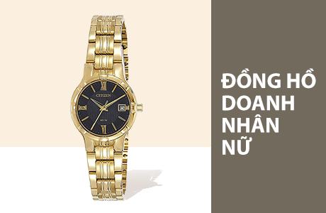 Đồng hồ business nữ