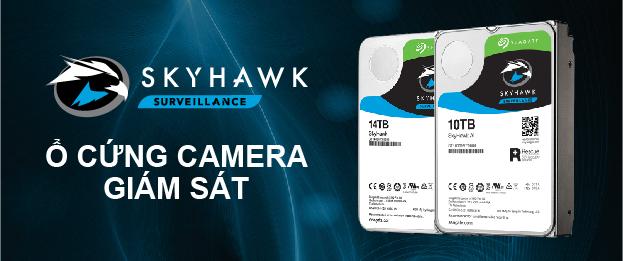 Seagate - Ổ cứng camera giám sát chính hãng giá cực rẻ