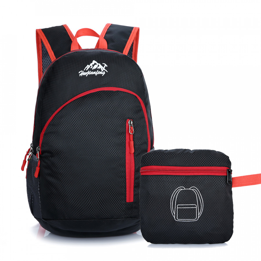 Portable Backpack Lightweight Water Resistant Travel Hiking Daypack Foldable Backpack