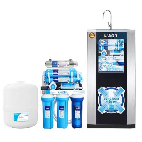 Máy lọc nước Karofi sRO 9 cấp KSI90-A - 1308481 , 6296599058094 , 62_6331531 , 6950000 , May-loc-nuoc-Karofi-sRO-9-cap-KSI90-A-62_6331531 , tiki.vn , Máy lọc nước Karofi sRO 9 cấp KSI90-A
