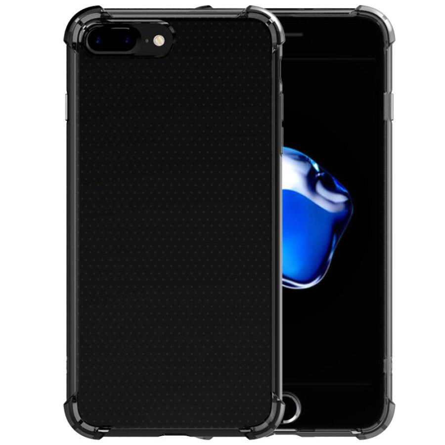 Ốp Lưng Nhựa ESCASE Dành Cho Iphone7/8 Plus - Đen