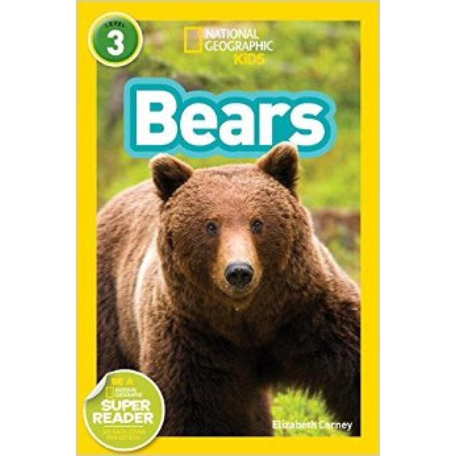National Geographic Readers: Bears - 1225594 , 4642134596170 , 62_5234731 , 79000 , National-Geographic-Readers-Bears-62_5234731 , tiki.vn , National Geographic Readers: Bears
