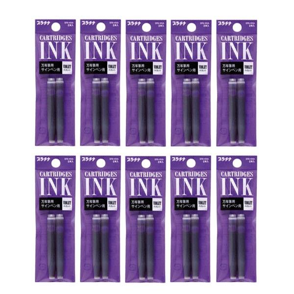 Combo 10 túi ống mực Platinum cho bút Preppy Nhật Bản và các dòng bút máy hãng Platinum - 1099099 , 2596606663162 , 62_6885669 , 250000 , Combo-10-tui-ong-muc-Platinum-cho-but-Preppy-Nhat-Ban-va-cac-dong-but-may-hang-Platinum-62_6885669 , tiki.vn , Combo 10 túi ống mực Platinum cho bút Preppy Nhật Bản và các dòng bút máy hãng Platinum