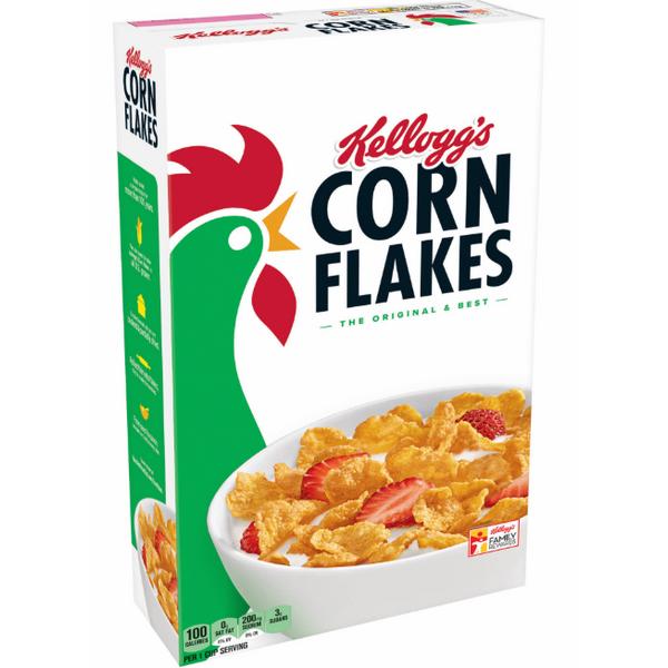 Ngũ Cốc Ăn Sáng Corn Flakes Kellogg