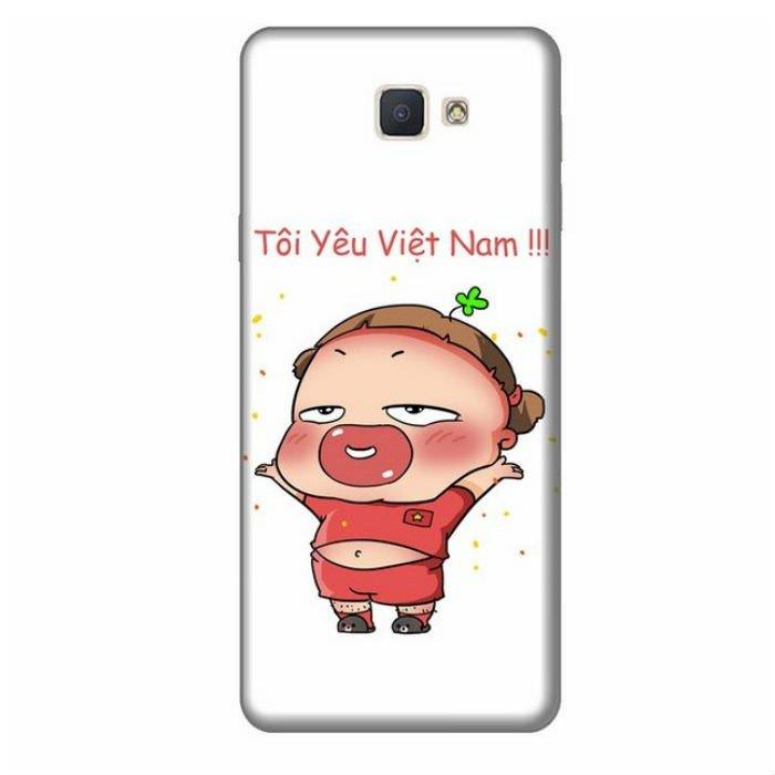 Ốp Lưng Dành Cho Samsung Galaxy J5 Prime Quynh Aka 1
