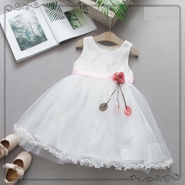 1737526870044 - Váy đầm công chúa eo 3 bông DBG013