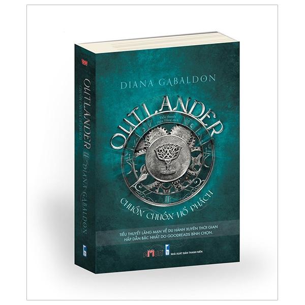 Outlander - Chuồn Chuồn Hổ Phách - Tập 2