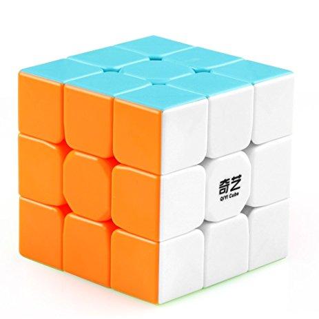 Rubik QiYi Warrior W 3x3x3 Stickerless - 953071 , 1032501918293 , 62_2151965 , 108000 , Rubik-QiYi-Warrior-W-3x3x3-Stickerless-62_2151965 , tiki.vn , Rubik QiYi Warrior W 3x3x3 Stickerless