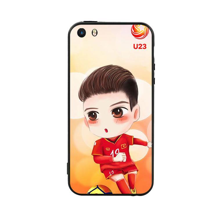 Ốp Lưng Viền TPU Cao Cấp Dành Cho Iphone 5 / 5s - U23