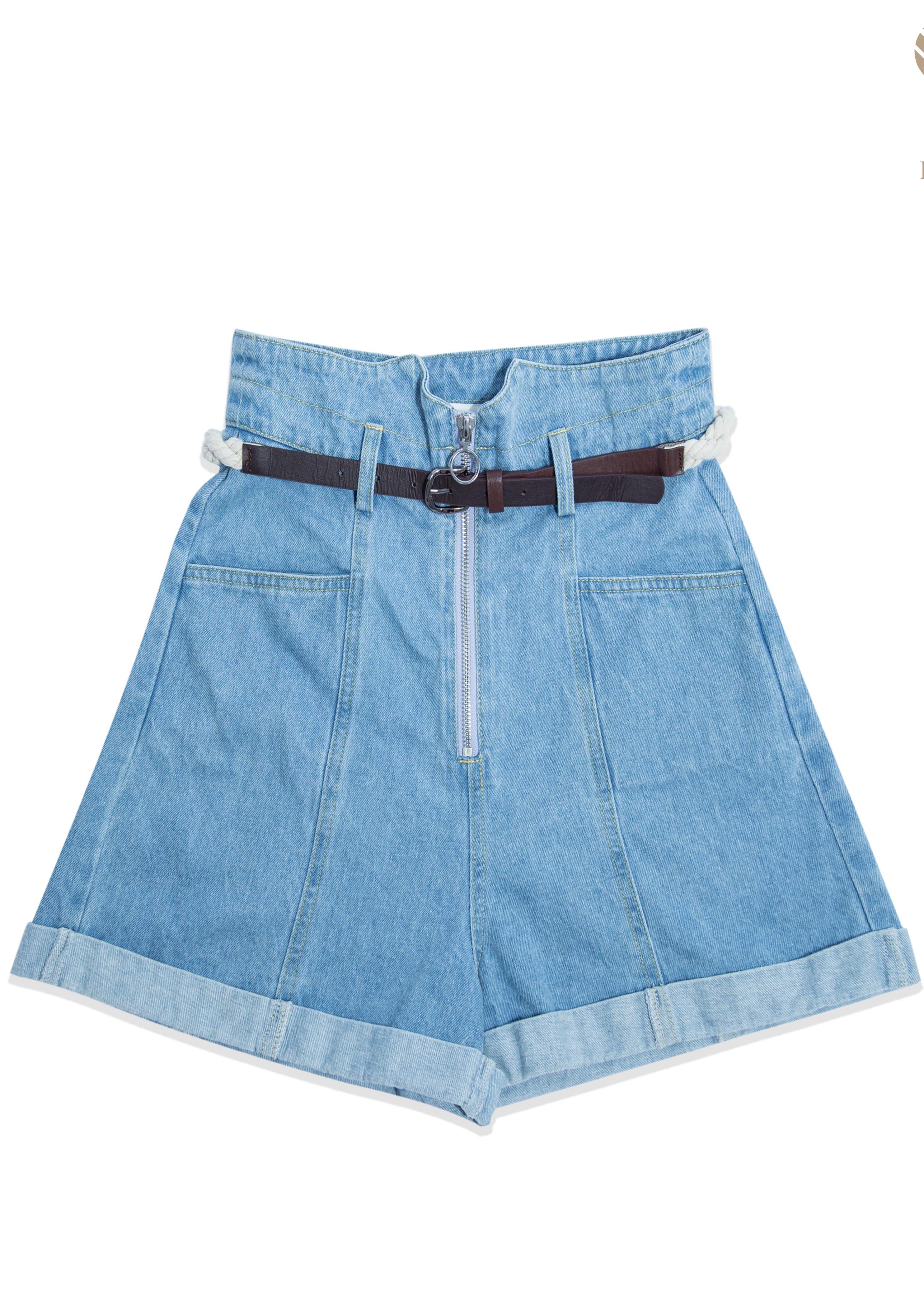 Shorts Dây Kéo