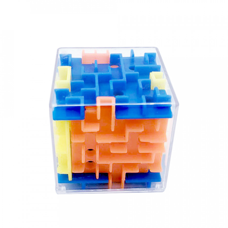 Magic Spin Ball Fashion Plastic Multicolor Development Cube