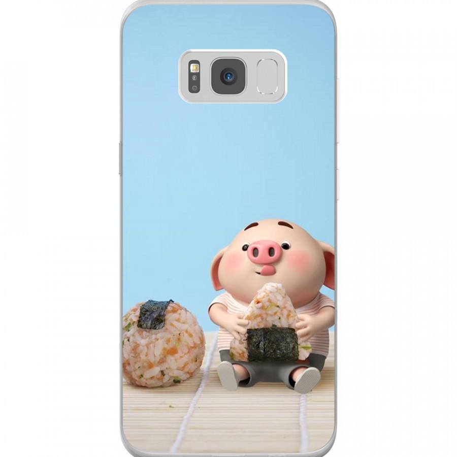 Ốp Lưng Cho Điện Thoại Samsung Galaxy S8 Plus - Mẫu aheocon 133