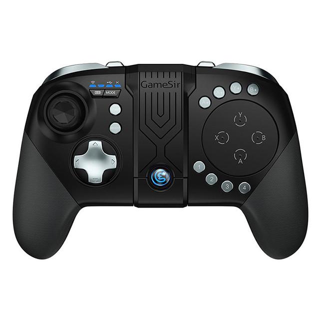 Tay cầm chơi game cho ĐT/PC/Laptop Gamesir G5 có phím cảm ứng điều hướng